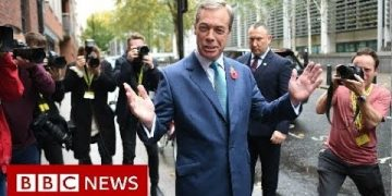 UK election: Prime Minister rejects Farage Brexit pact - BBC News