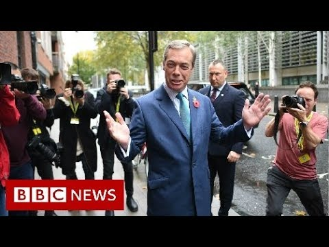 UK election: Prime Minister rejects Farage Brexit pact – BBC News