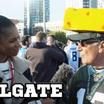 NFL Takes London By Storm   Tailgate   Yahoo Sport UK