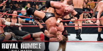 FULL MATCH - 2009 Royal Rumble Match: Royal Rumble 2009