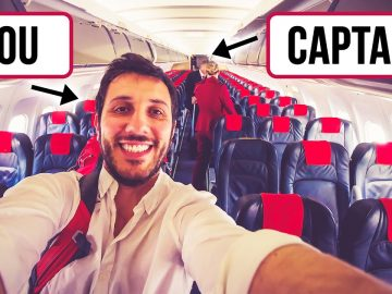 Why Planes Fly With One Passenger on Board
