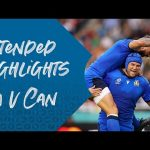 Extended Highlights: Italy 48-7 Canada - Rugby World Cup 2019