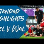 Extended Highlights: New Zealand 40-17 Wales - Rugby World Cup 2019