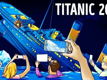 What If the Titanic Sank Today
