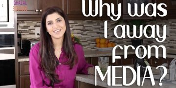 Why was I away from Media? - Ghazal Siddique
