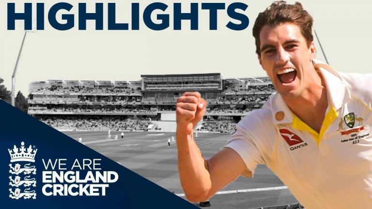 Lyon Takes 6 As Australia Win Opener | The Ashes Day 5 Highlights | First Specsavers Test 2019
