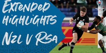 Extended Highlights: New Zealand 23-13 South Africa - Rugby World Cup 2019