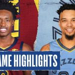 CAVALIERS at GRIZZLIES | FULL GAME HIGHLIGHTS | January 17, 2020