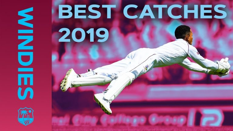 Broad? Campbell? Pandey?   BEST Catches of 2019   Windies Finest