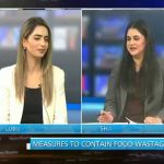 Lubna Khan Faraz speaks about Global Food Wastage on PTV World