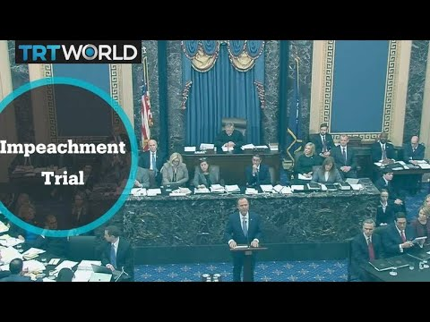 Impeachment Trial: Democrats and Republicans make opening arguments
