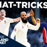 Broad, Anderson, Ali INCREDIBLE Hat-Tricks | Hat-Trick Heroes! | England Cricket 2019