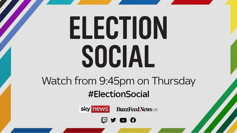 Election Social: The digital way to watch the General Election results as they come in