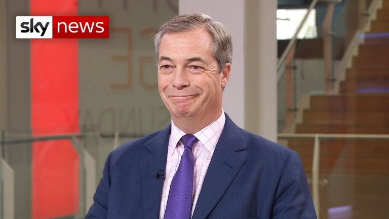 Farage: I've registered a new Party name already
