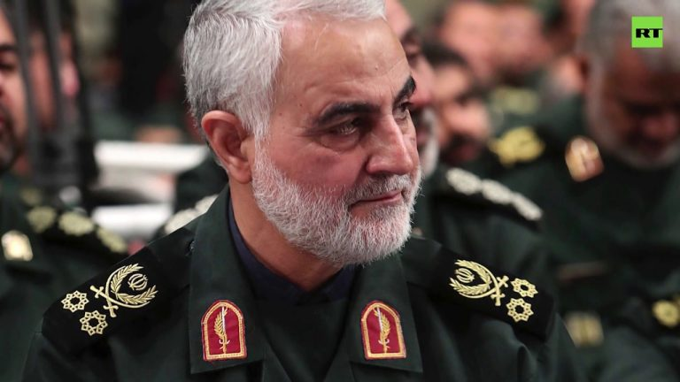 Washington kills powerful Iranian general Soleimani in Iraq on Trump's orders