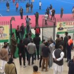 Day 1 36th National Junior Hockey Championship at National Hockey Stadium Lahore