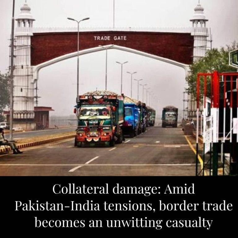 The tensions between India and Pakistan, resulting in snapping of trade ties, have affected 50,000 people directly in India's border city of Amritsar, according to a study conducte... 3