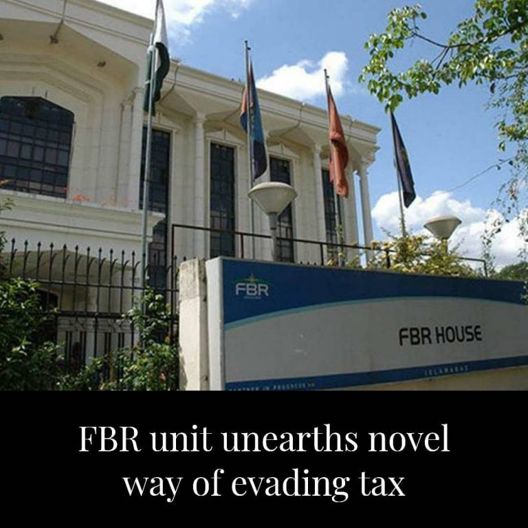 The Directorate General of Intelligence and Investigation of FBR has unearthed several cases involving business concerns that park money in far-flung areas after making cash trans... 3