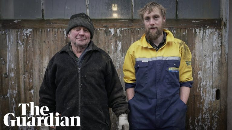 Nowt but a fleeting thing: a young farmer's fight for survival