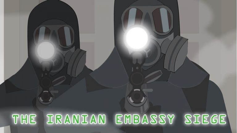 The Iranian Embassy Siege (1980) Day 6 - The Assault