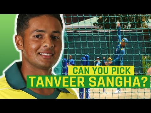 ICC U19 CWC: Can you pick Tanveer Sangha from the hand?