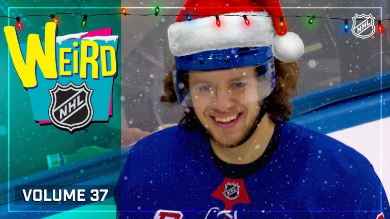 Ugly Holiday Sweater Edition | Weird NHL Vol. 37