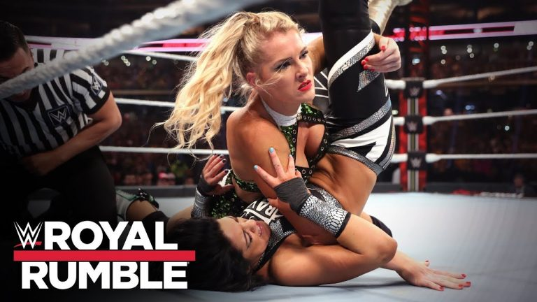 Lacey Evans battles back against Bayley: Royal Rumble 2020 (WWE Network Exclusive)