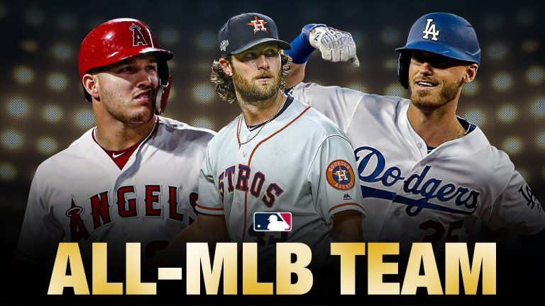 The 2019 All-MLB Team (First one ever!)