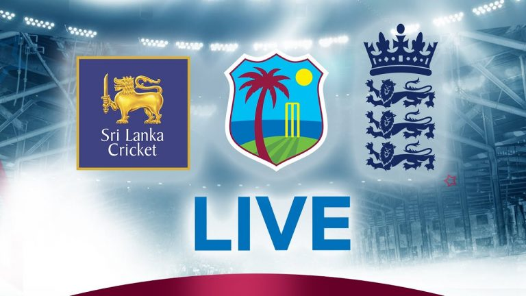 🔴LIVE West Indies U19s vs England U19s | Tri-Nation Under-19 Tournament 1