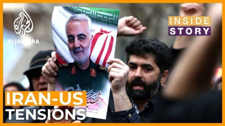 Could Iran and US go to war?   Inside Story