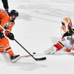 Flames & Oilers settled in a shootout