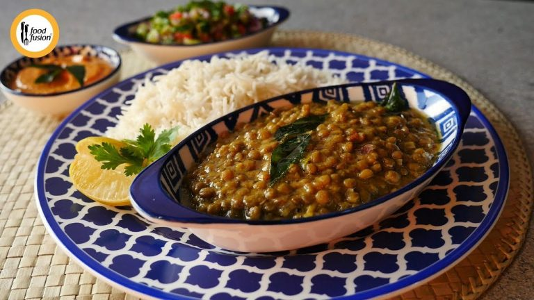 Lahori Daal Recipe By Food Fusion