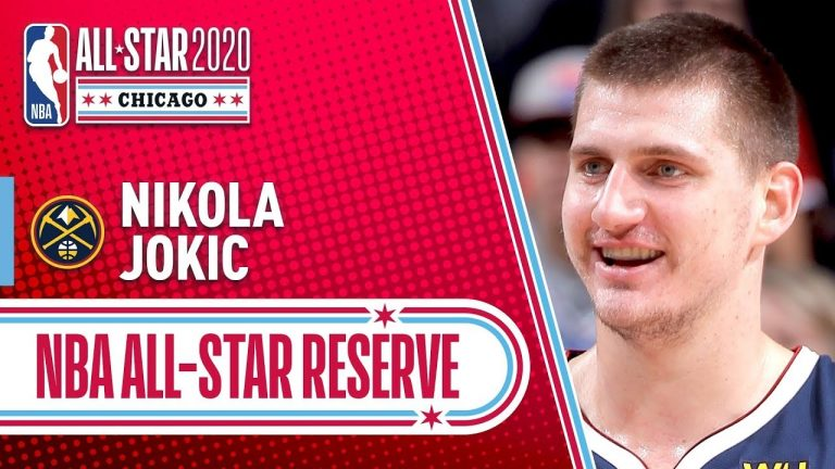 Nikola Jokic 2020 All-Star Reserve | 2019-20 NBA Season