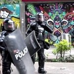Violent anti-govt protests return to Bogota