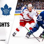 NHL Highlights | Hurricanes @ Maple Leafs