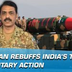 Pakistan rebuffs India's threat of Military action | Indus News