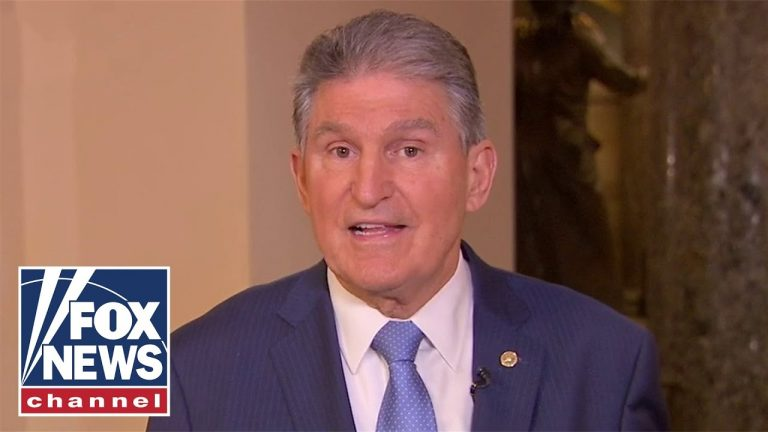 Manchin: No one should be kicked out of office unless charges are factual