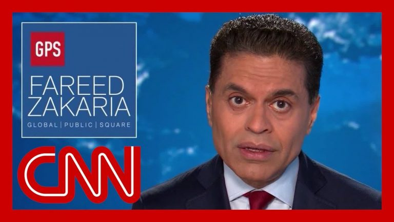 Fareed Zakaria: Here's the problem with Trump's foreign policy