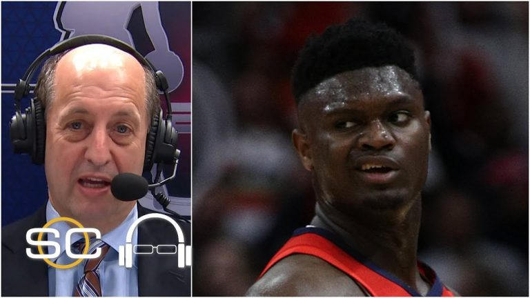 Unfortunate Zion Williamson couldn't stay in the game – Jeff Van Gundy | SC with SVP