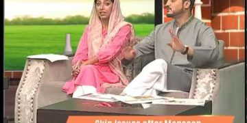 Skin Specialist in Islamabad - Prof. Dr. Ikram Ullah Khan in the Morning Show