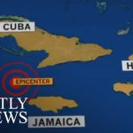 Powerful Earthquake Strikes The Caribbean | NBC Nightly News