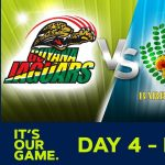 Guyana v Barbados - Day 4   West Indies Championship   Monday 7th January 2019