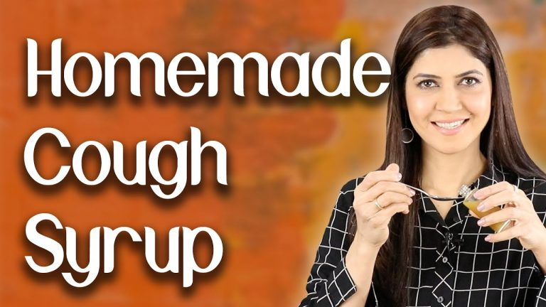 Homemade Cough Syrup / Lozenges / Joshanda / Natural Remedies - Ghazal Siddique