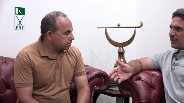 Interview: First Umpire Haider Rasool after receiving Golden Whistle