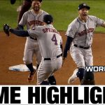 Gerrit Cole leads Astros in 7-1 World Series Game 5 win   Astros-Nationals MLB Highlights