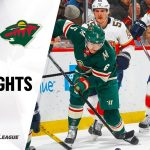 NHL Highlights | Panthers @ Wild 1/20/20
