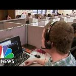 Inside A Call Center As Pollsters Aim To Capture American Attitudes | NBC News