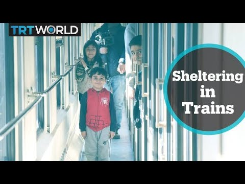 Turkey Earthquake: Government turns trains into shelters for quake survivors