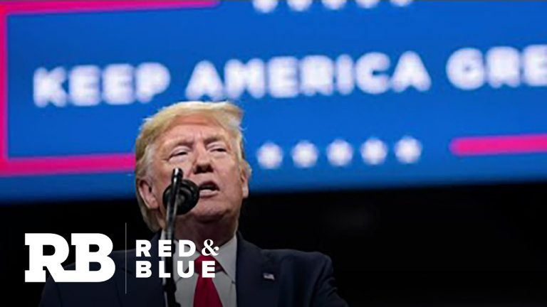 Trump holds rally in Iowa days before first 2020 voting contest