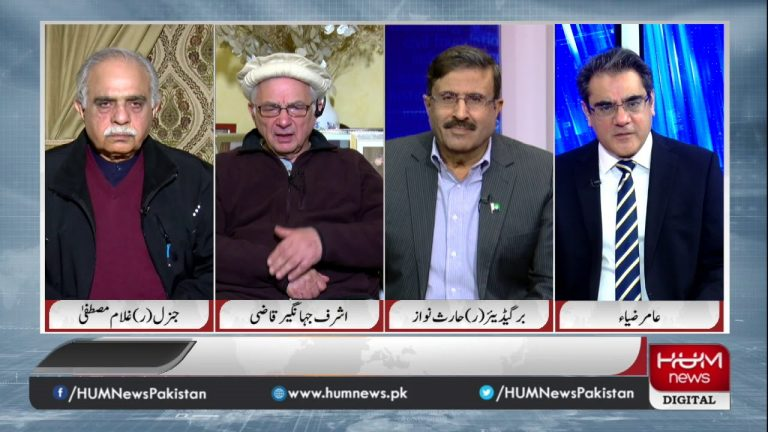 Program Agenda Pakistan with Amir Zia l 29 Jan 2020 | HUM News